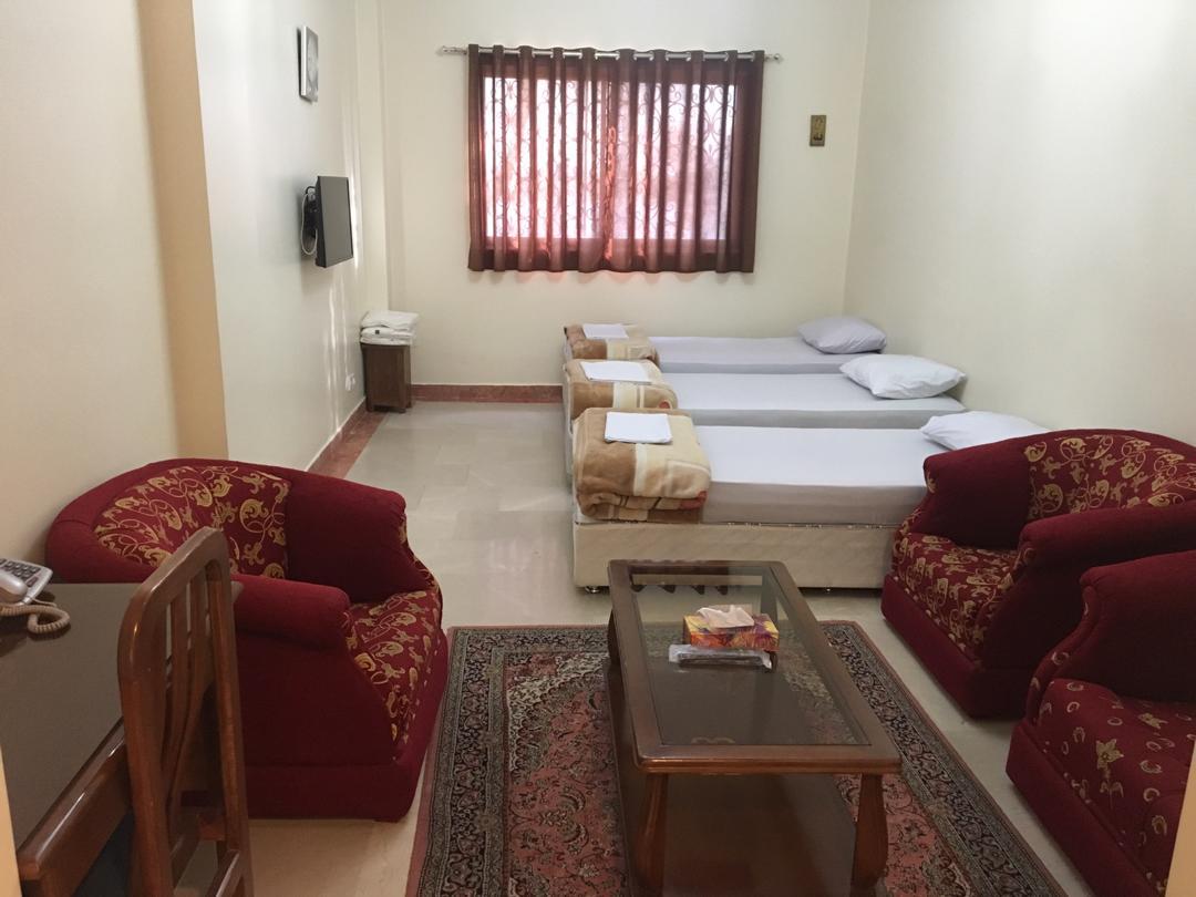 اتاق 3 تخته